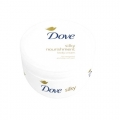 DOVE SILKY NOURISHMENT BODY CREAM For Normal Skin-300ml